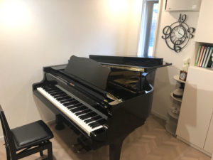 横浜市青葉区大人のためのピアノ教室あおばピアノの部屋
