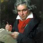 あおばピアノの部屋 ベートーヴェン写真