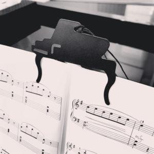 ピアノクリップ
