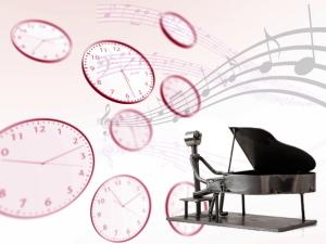 ピアノの写真