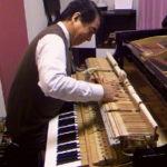 伊藤ピアノ工房調律